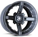 MotoSport Black Battle Wheel