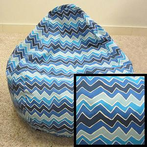 Patterns And Print Bean Bag Chairs