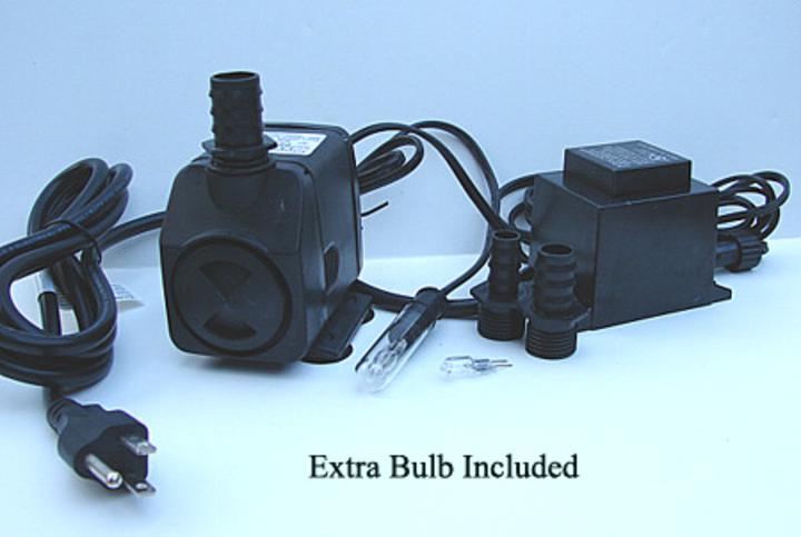 Replacement Pump Lights : Peaktop ltd hi replacement pump jebao pp l