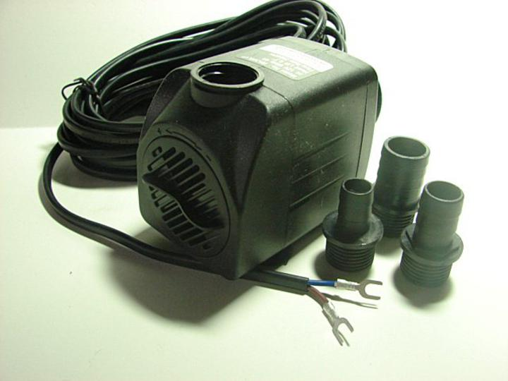Submersible 12v Fountain Pump With 20 Feet Power Cord