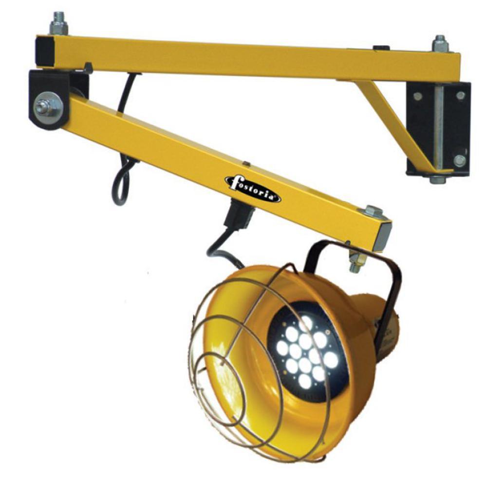 loading dock equipment 60 inch led dock light. Black Bedroom Furniture Sets. Home Design Ideas