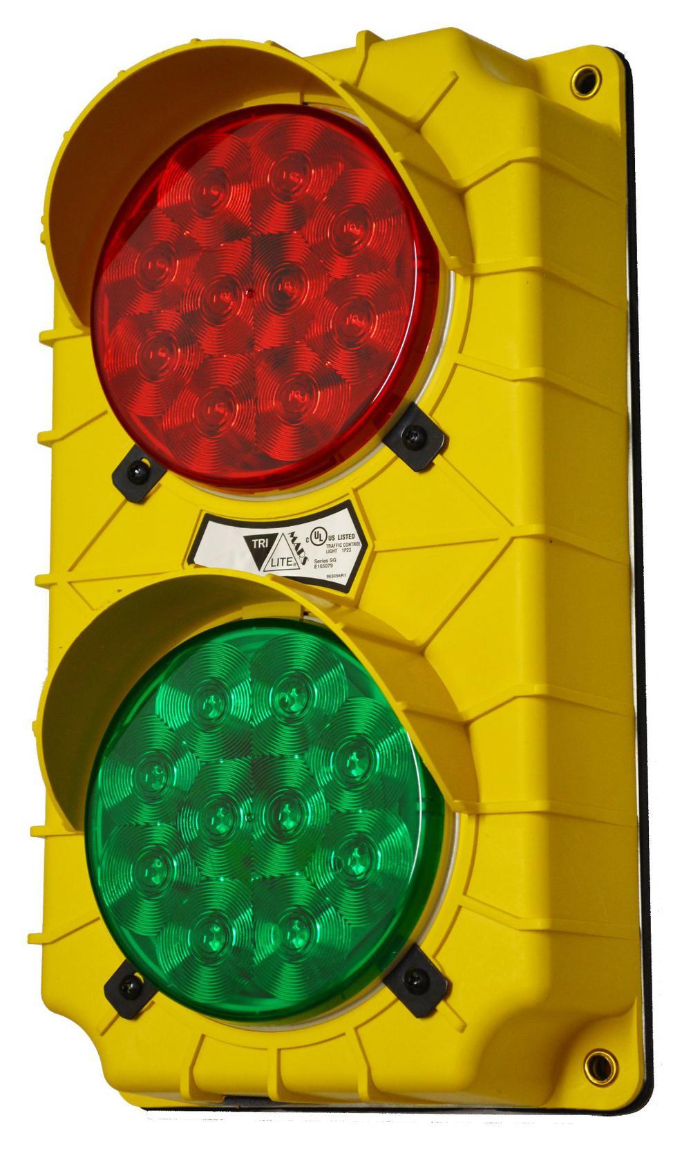 Loading Dock Equipment Stop And Go Dock Light Led Sg10