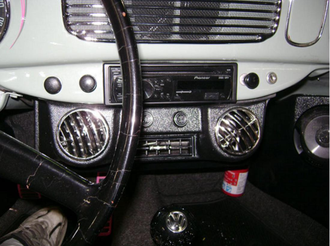 Dune Buggy Dash >> Air Conditioning for Your Classic VW | Beetle | Bus | Super Beetle | Fastback - Air Conditioner ...