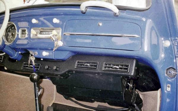 Vw Dune Buggy >> Air Conditioning for Your Classic VW | Beetle | Bus | Super Beetle | Fastback - Air Cond. Kit ...