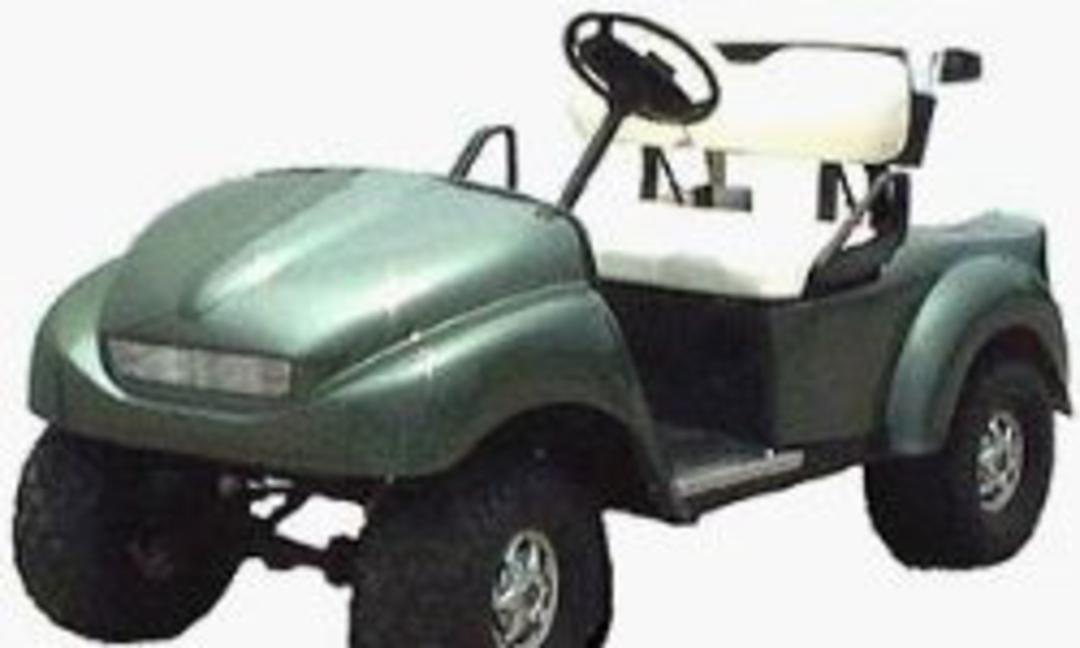 597 on ezgo golf cart custom bodies