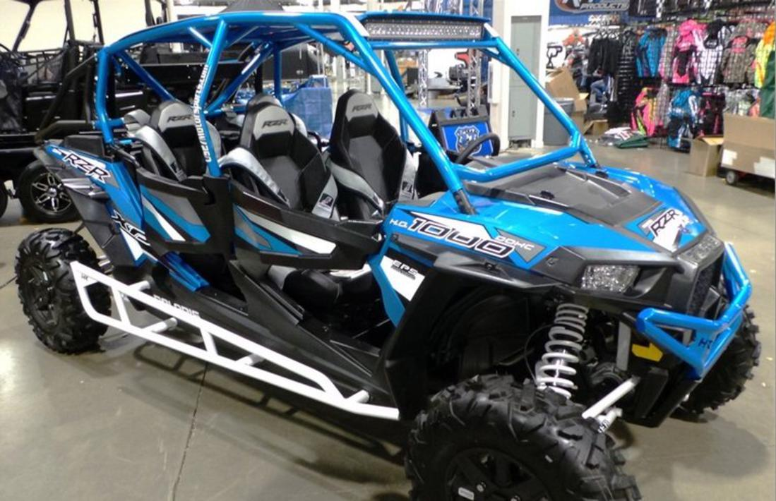 Utv Headquarters Polaris Rzr Xp 1000 4 Seater Roll Cage
