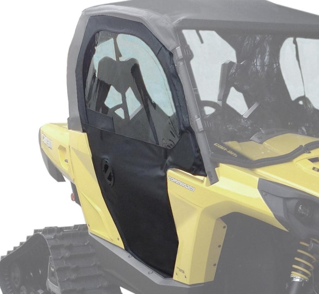 Utv Headquarters Can Am Commander Full Doors