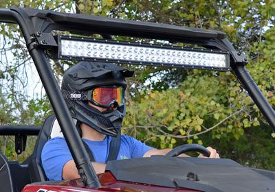 Utv Headquarters Polaris Rzr 30 Quot Straight Curved Light