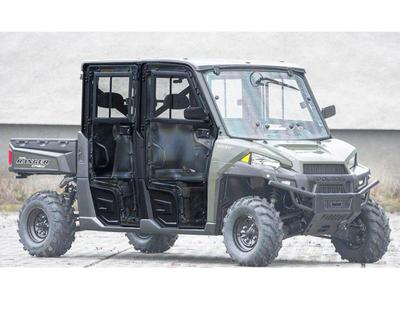 Utv Headquarters Polaris Ranger Crew Doors By Dfk