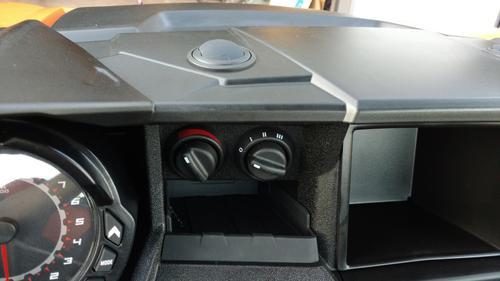 Utv Headquarters Polaris General Ice Crusher Cab Heater