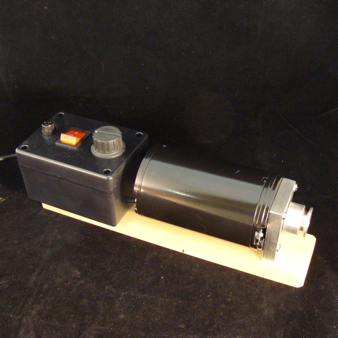 Unique Products Inc High Power Pm Motor