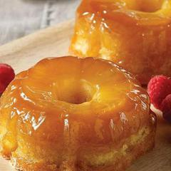 Pineapple Upside-Down Cakes
