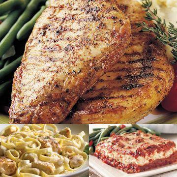 Italian Dinner Sampler