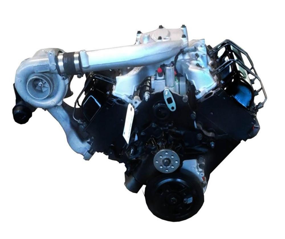 US Engine Production! Manufacture Ford