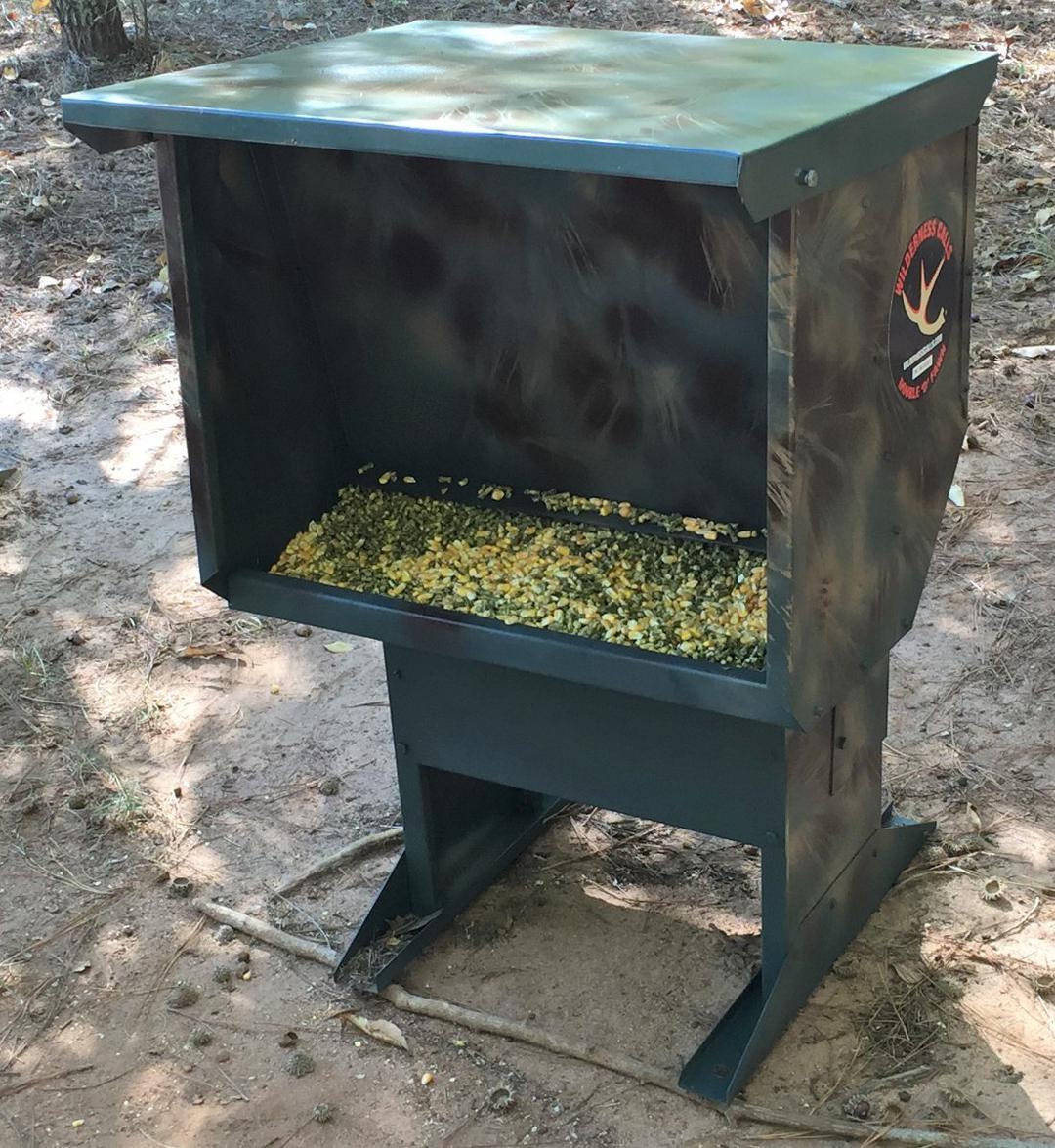 Galerry homemade hog feeders
