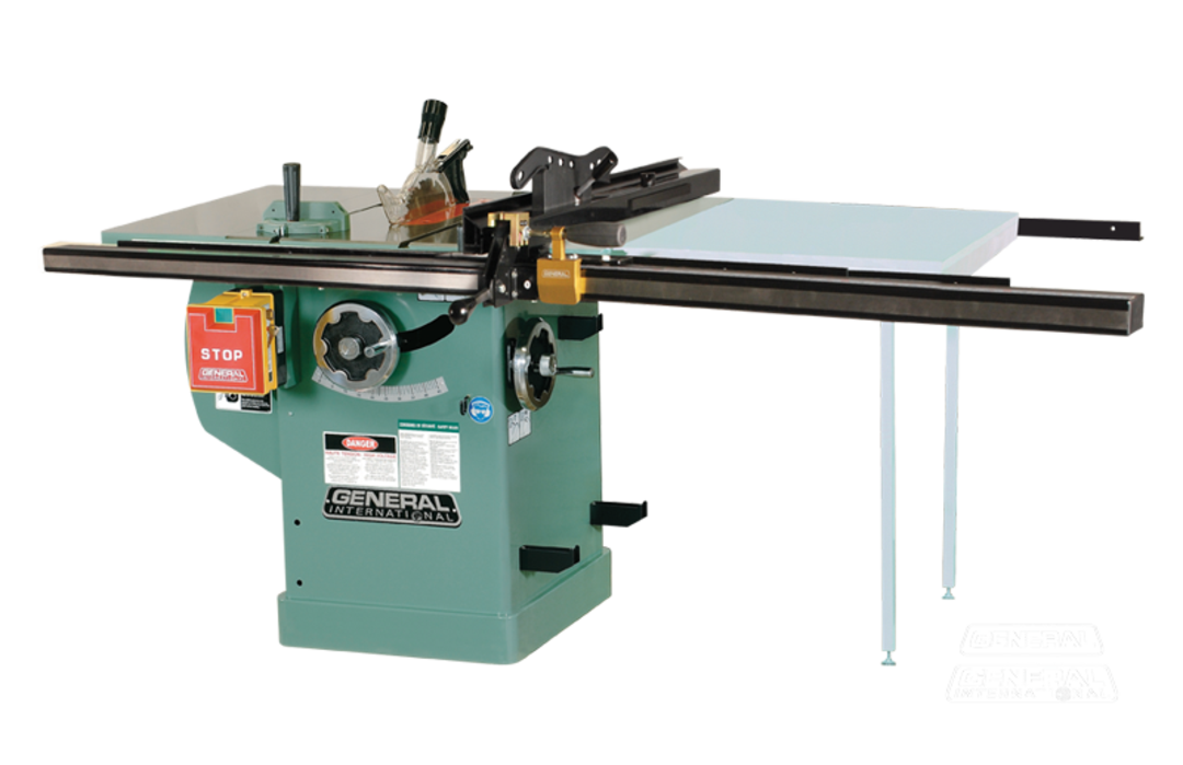 """Hitachi Router Table General 10"""" Cabinet Saw"""