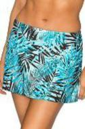Sunset Belted Swim Skirt 33B