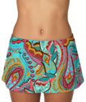 Sunset Belted Swim Skirt 33B