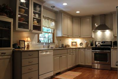 Caudill Design Group   Custom Home Design And Construction In Raleigh, NC    Raleigh Remodeled Kitchen