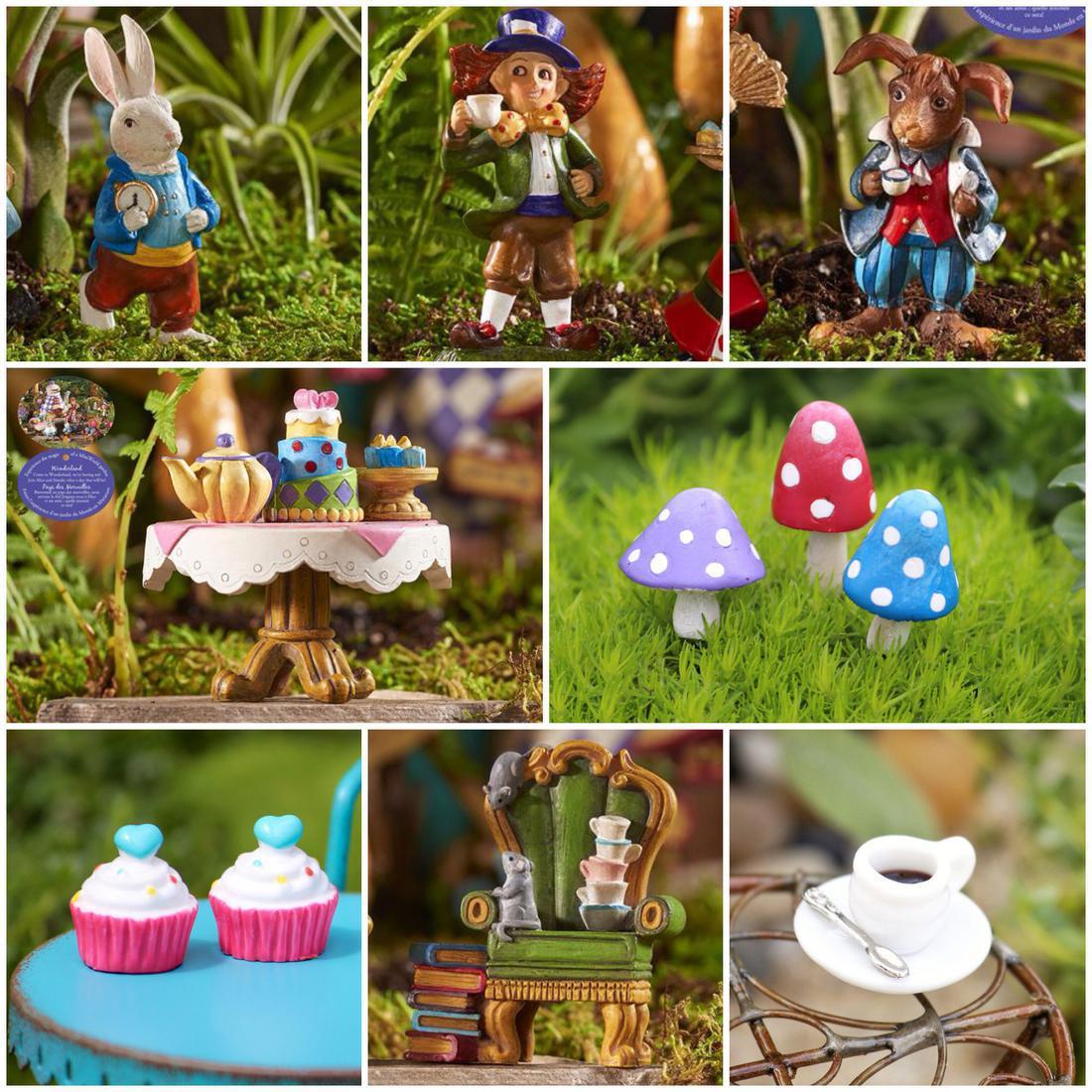 Fairy Gardens Wa Australia Miniature Fairies Furniture Accessories Houses And More My