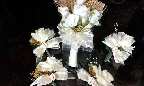 Broom Corsages & Boutonnieres