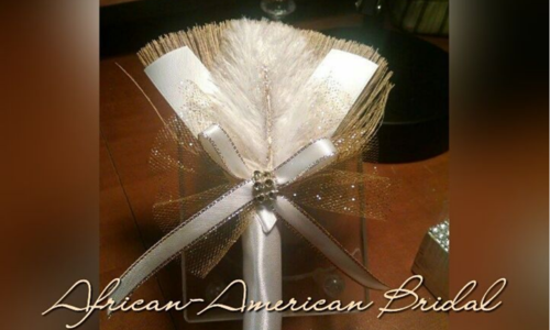 Coordinating Broom Favors�