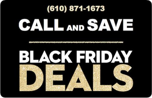 Black Friday Call and SAVE