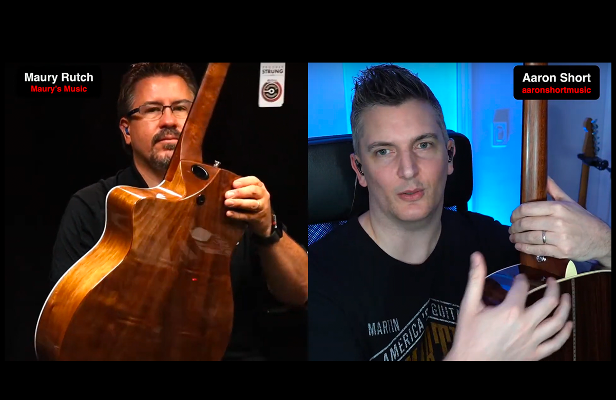 Maury & Aaron discuss the Martin SC-13E