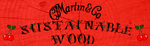 Martin Sustainable Wood Series