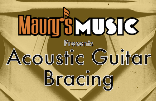 Martin Guitar Bracing Patterns