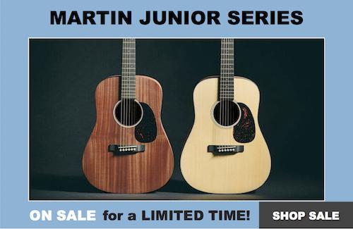 Martin Junior Guitar SALE
