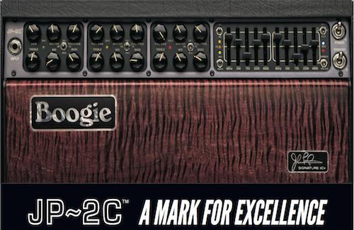 Mesa Boogie JP-2C John Petrucci Signature Model