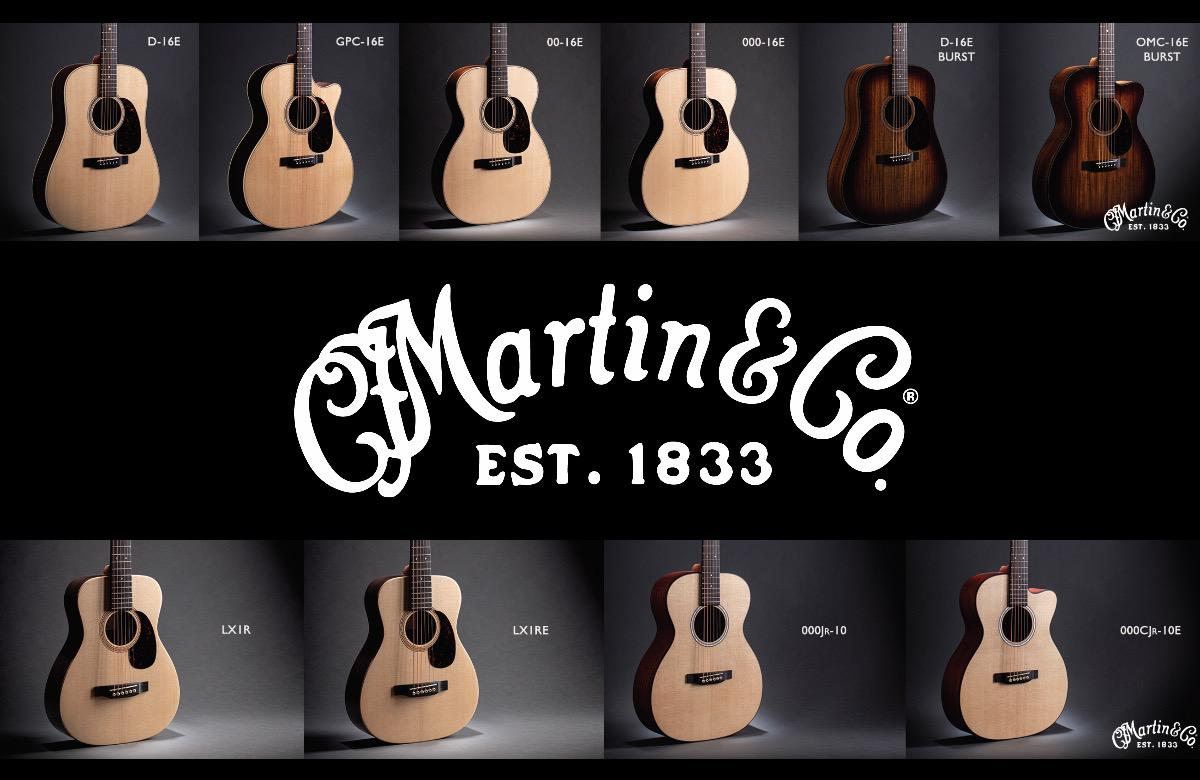 2019 Summer NAMM Martins