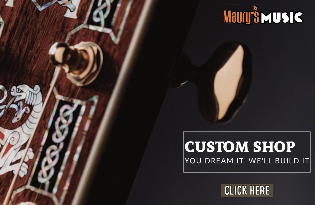 Order the Martin Custom Shop Guitar of Your Dreams - Part 2 - Advanced Specifications