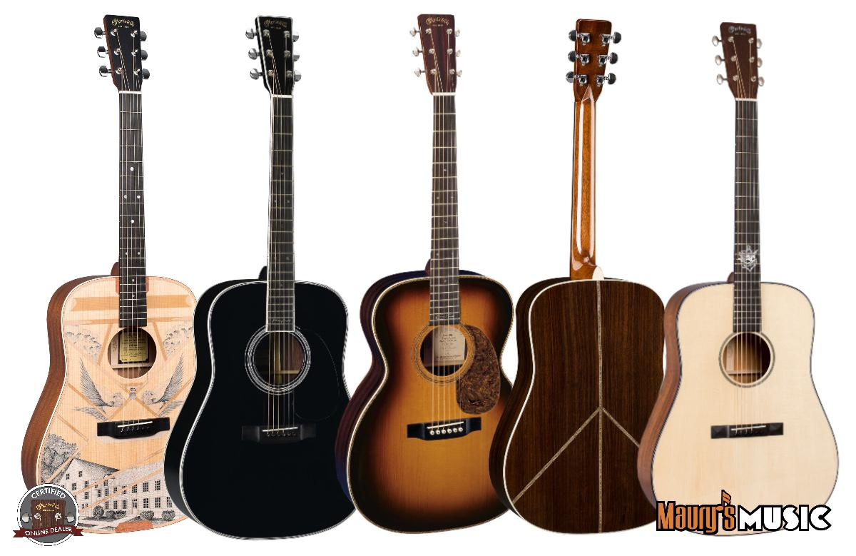 Martin Guitar Legends