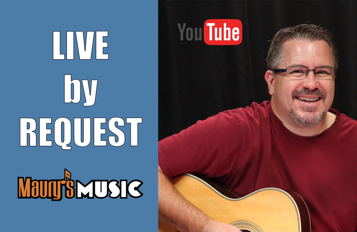 LIVE by Request!