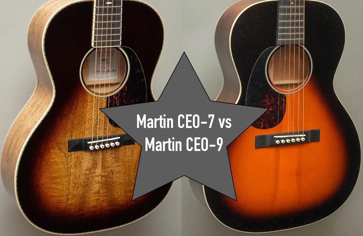 Martin CEO-7 vs CEO-9