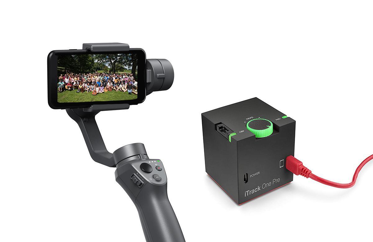 Maury's Camera Rig