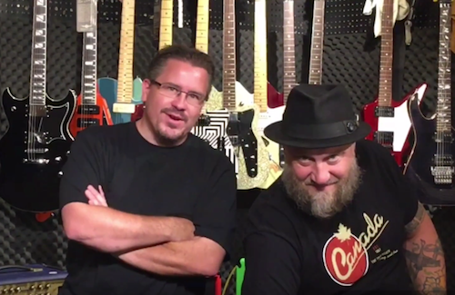 Reverend Guitars Shop Tour