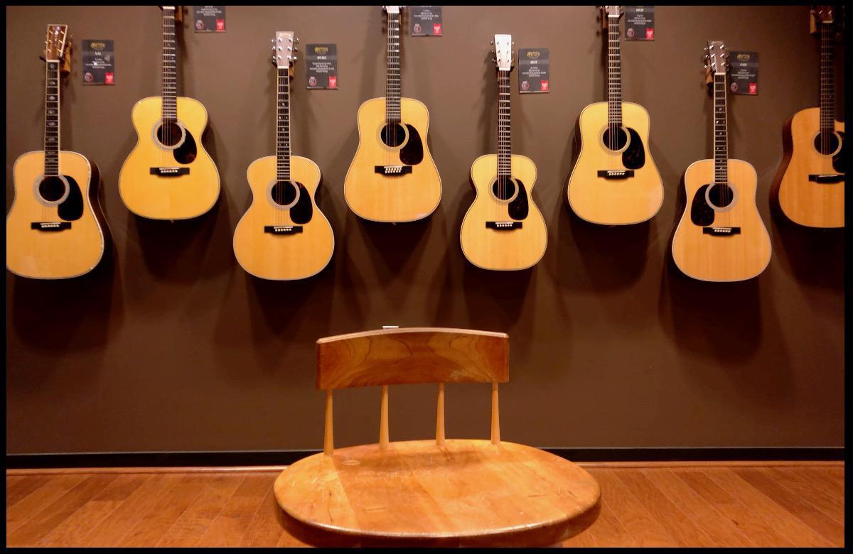 Martin Guitar Pickin' Parlor