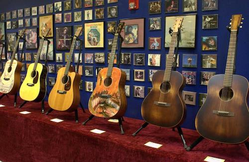 2017 SNAMM models from Martin Guitar!