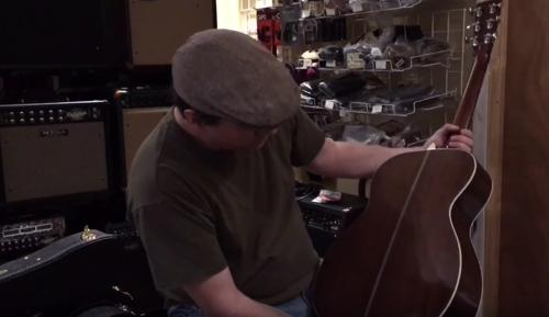 Spoon Phillips compares 3 Martin OM-28 Authentic 1931's