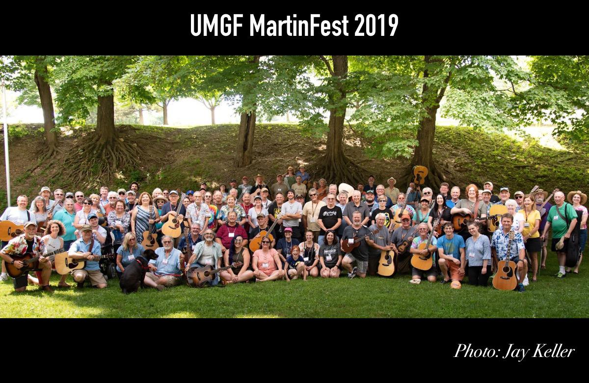 LIVE from MartinFest 2019!