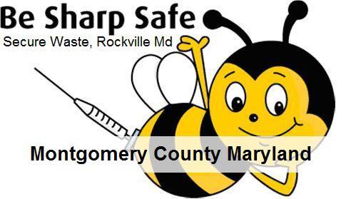 Sharps Needle Disposal Montgomery County Maryland