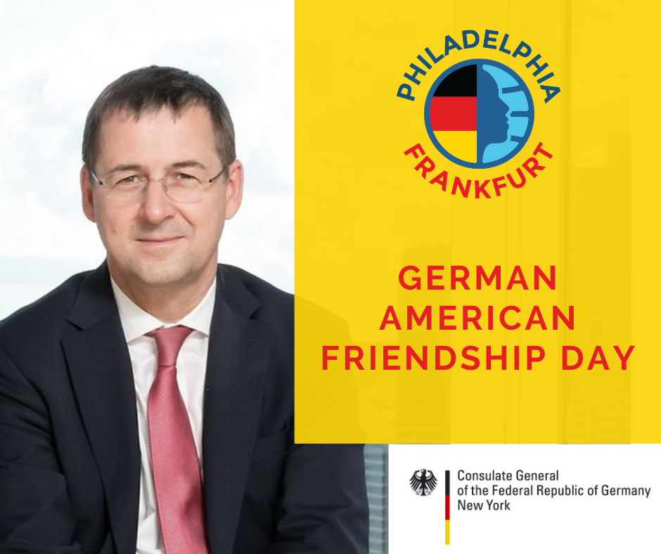 Happy German American Friendship Day