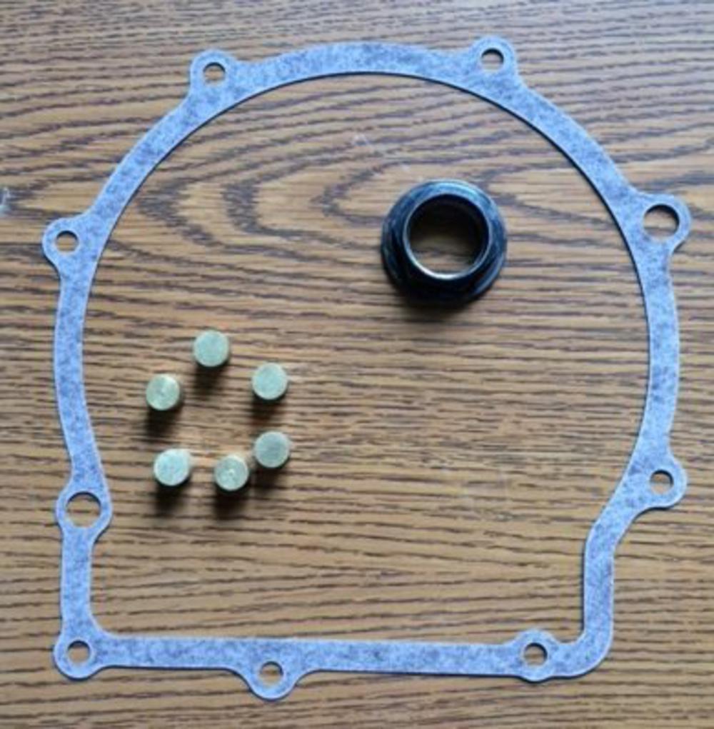 TARAZON 6PCS Wet Clutch Slug Kit for YAMAHA 700 Rhino Grizzly Wolverine Viking Kodiak HiSun