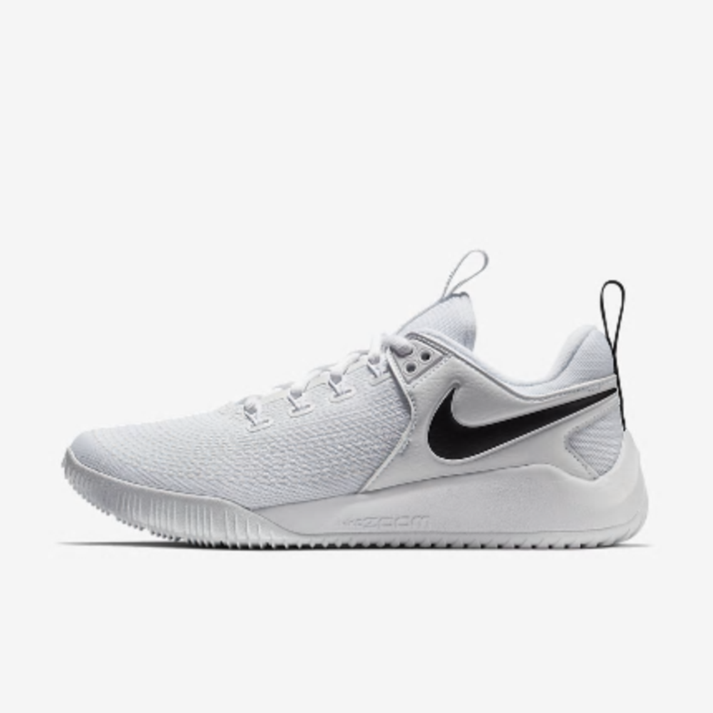 8f9d8991505a Volleyball Corner - Nike Women s Air Zoom Hyperace 2 - White Black