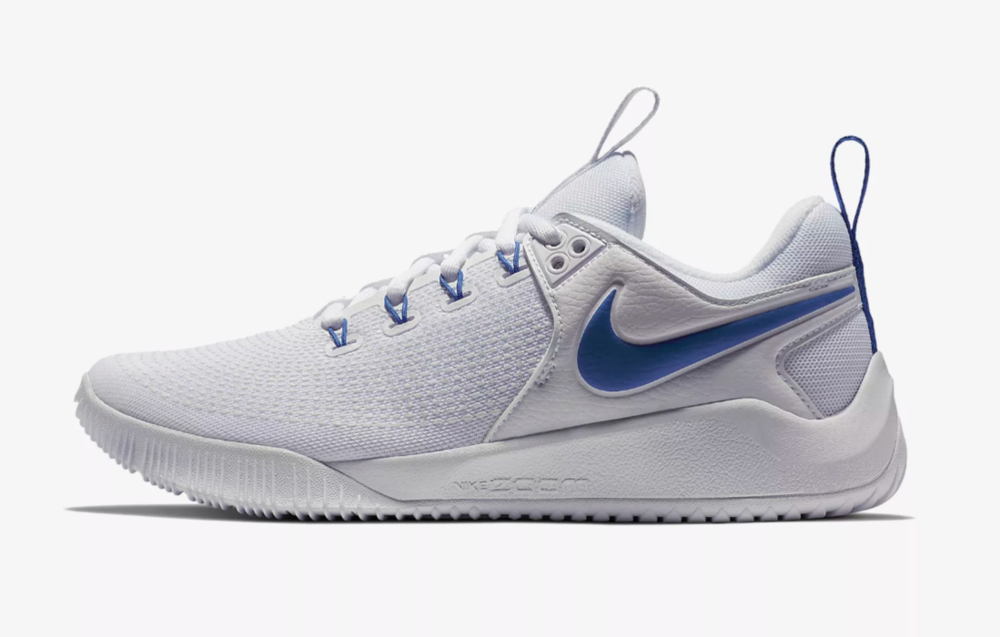 f328f25312161 Volleyball Corner - Nike Women s Air Zoom Hyperace 2 - White Royal