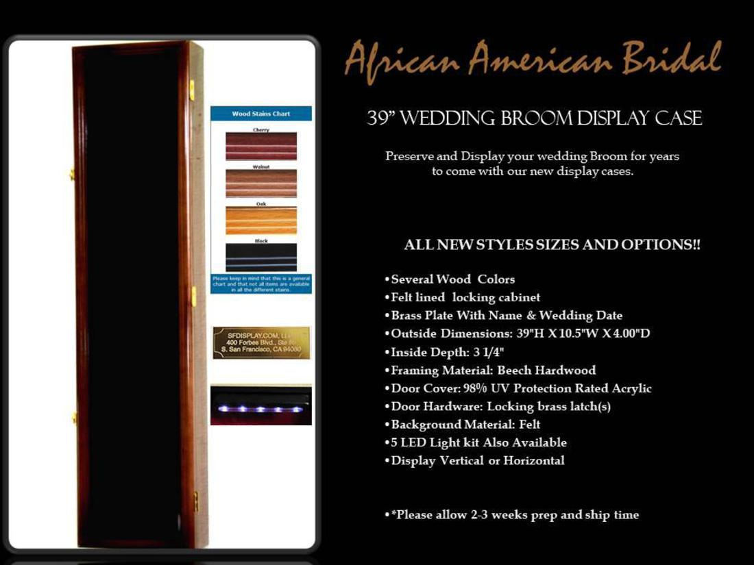 African Weddings Heritage Wedding Brooms Accessories