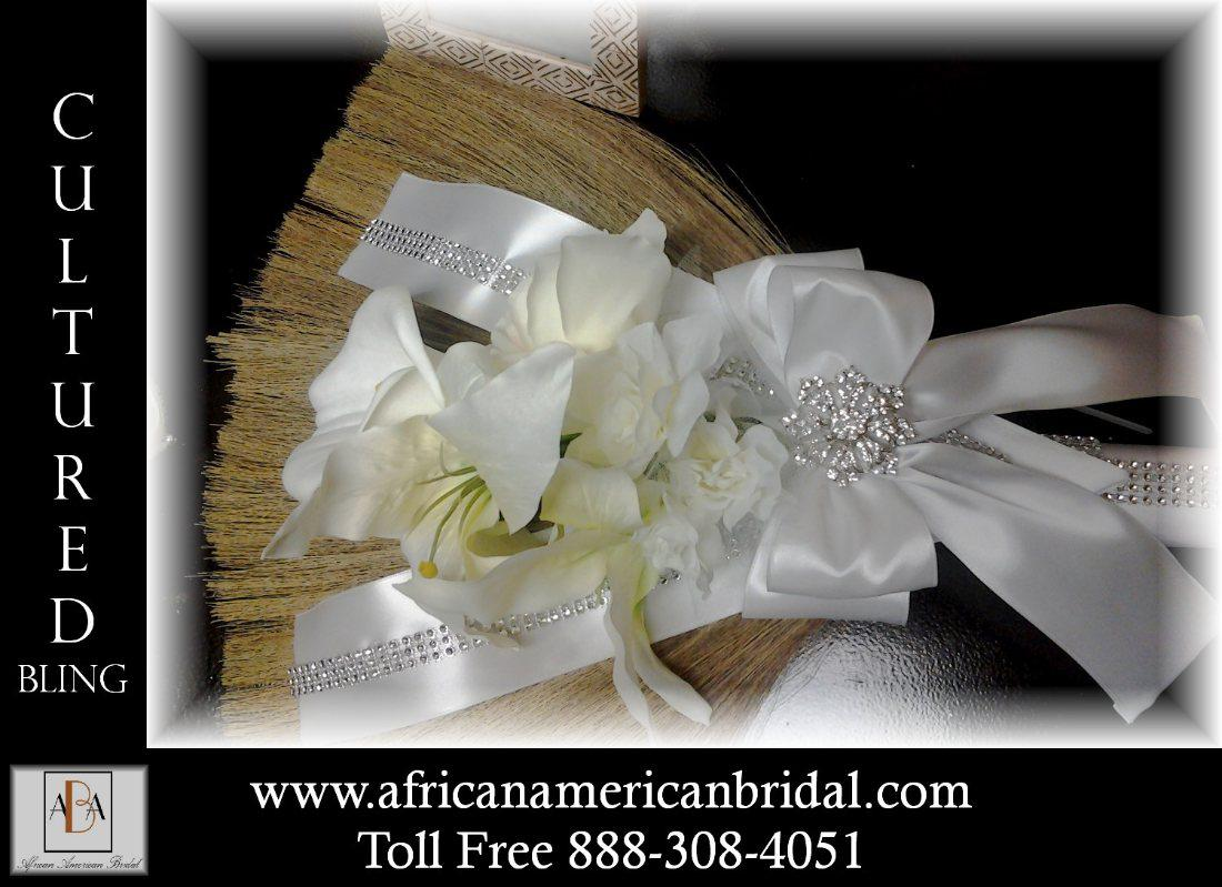 African Weddings Heritage Wedding Brooms Accessories
